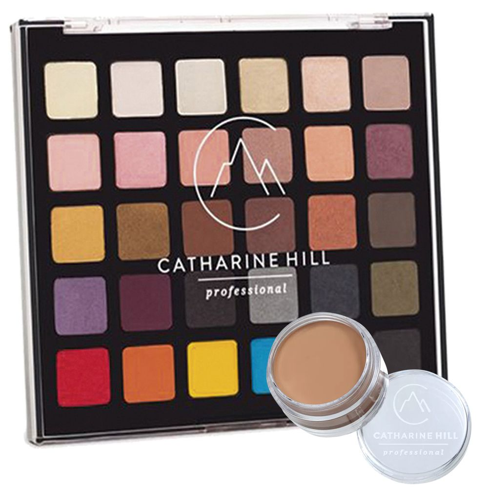 Paleta de Sombras Catharine Hill + Clown Adjuster Médio