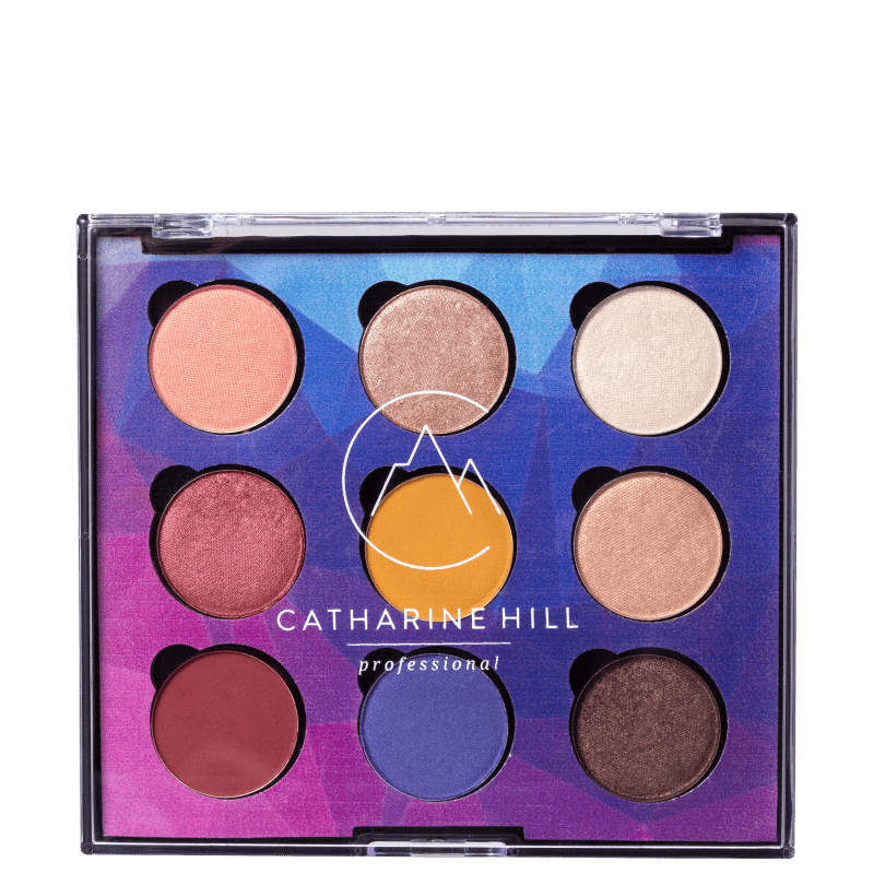 Paleta de Sombras Dream Colors - Catharine Hill