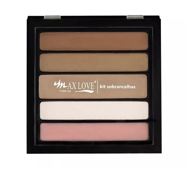 Paleta para Sobrancelha - Max Love