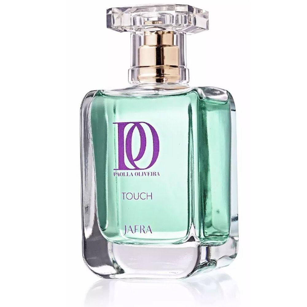 Perfume Feminino Importado Paolla Oliveira Touch - Jafra