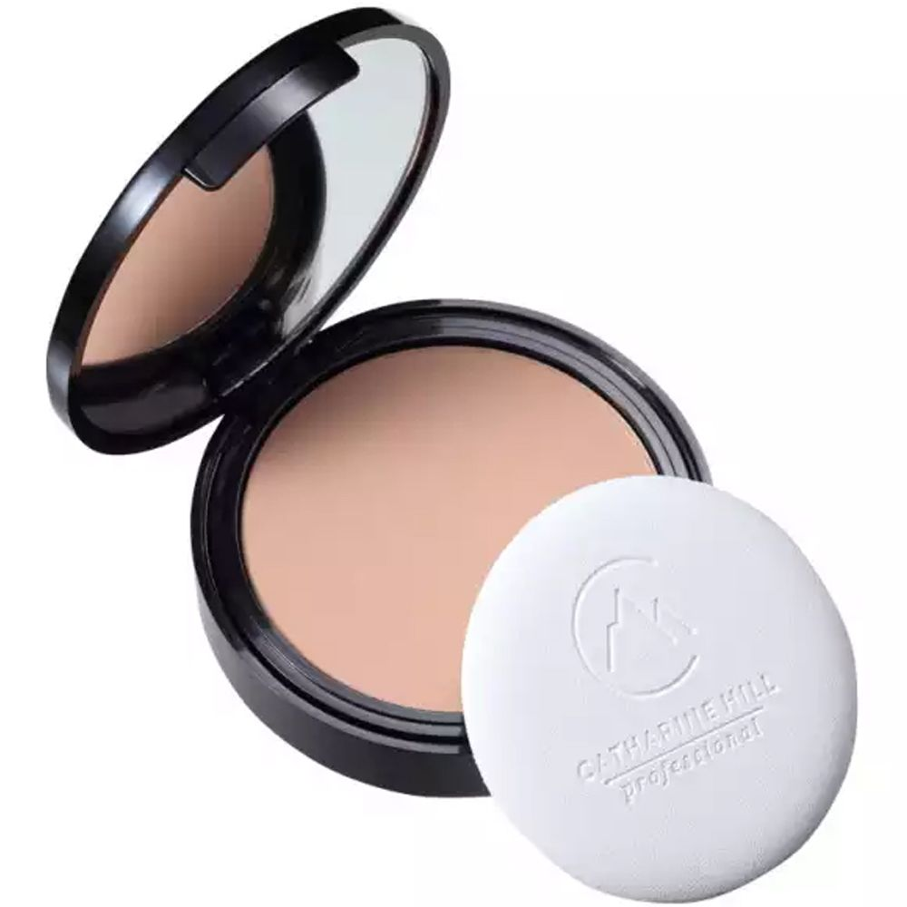 Pó Compacto Micronizado Pressed Powder Tropical Escuro - Catharine Hill
