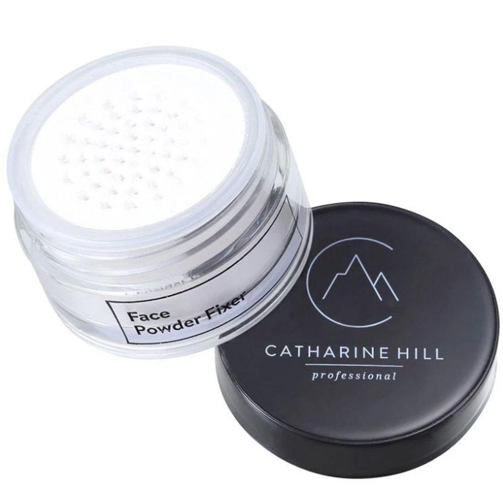 Pó Fixador Translúcido - Catharine Hill Profissional