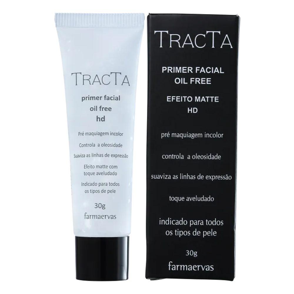 Primer Facial Oil Free Efeito Matte HD 30g - Tracta