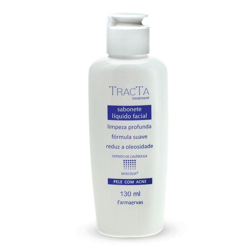 Sabonete Líquido Facial para Pele com Acne - Tracta