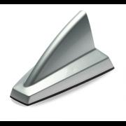 Antena New Shark Silver