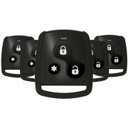 Kit Capinha controle remoto Padlock 6 unidades