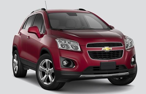 Chevrolet Tracker (subida instantânea dos vidros) - Linha OBD (ano 2011 até 2015)