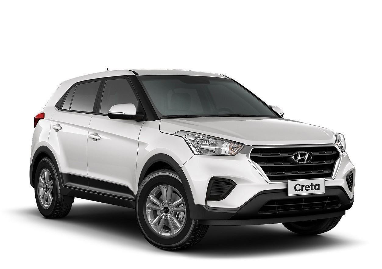 Hyundai Creta  (4 vidros - apenas descida do motorista inteligente) SL234