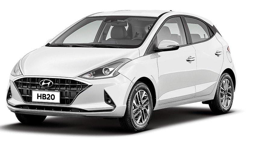 Hyundai HB20 Nova Geração - (2 vidros - vidros comuns) SL281 - 2019 até 2021