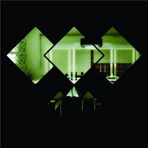 Espelho Decorativo Em Acrílico Espelhado Para Quarto Personalizável