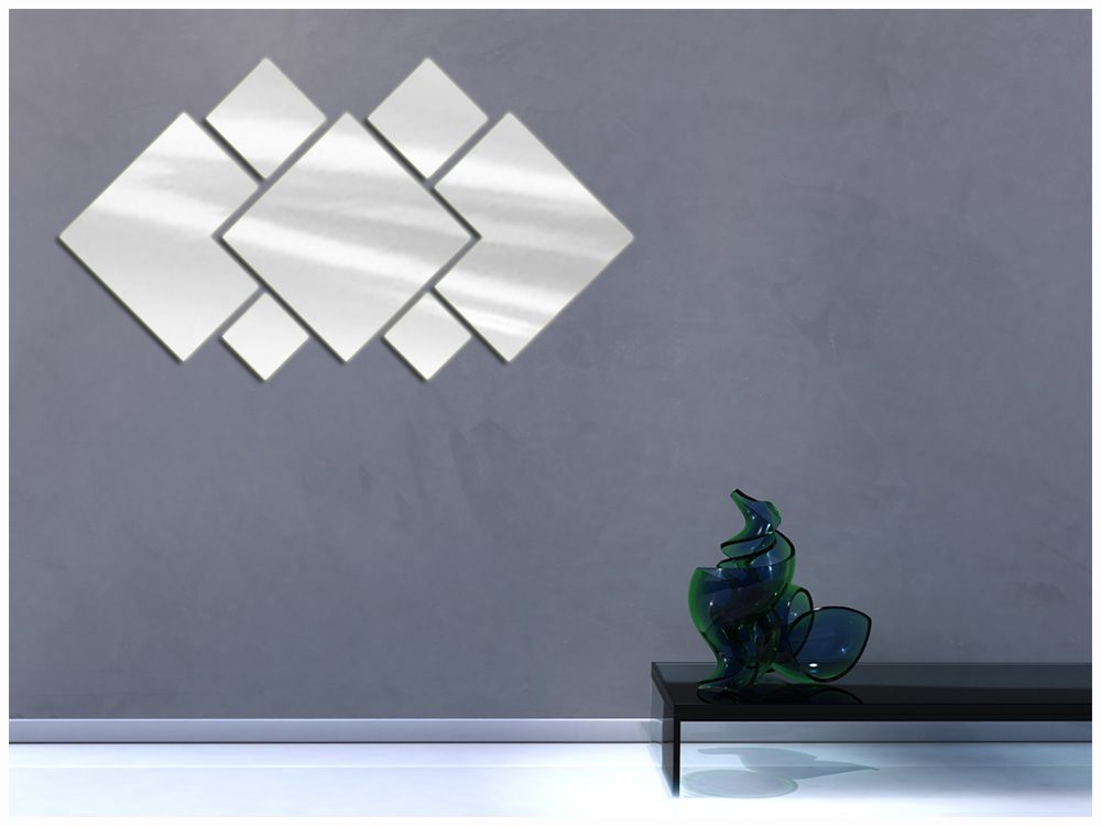 Espelho Decorativo de Vidro Personalizável 170 x 85 cm
