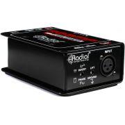 DIRECT BOX PASSIVO RADIAL ENGINEERING REAMP JCR
