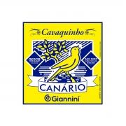ENCORDOAMENTO P/CAVAQUINHO 0.10 GIANNINI CANÁRIO GESCB