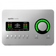 INTERFACE DE ÁUDIO THUNDERBOLT UNIVERSAL AUDIO APOLLO SOLO HERITAGE EDITION