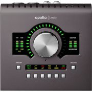 INTERFACE DE ÁUDIO THUNDERBOLT UNIVERSAL AUDIO APOLLO TWIN MKII SOLO