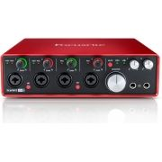 INTERFACE DE ÁUDIO USB FOCUSRITE SCARLETT 18I8 2ND GEN