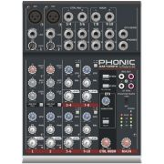 MÍXER ANALÓGICO PHONIC AM105FX