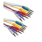 MULTICABO SNAKE 8X P10 MONO (TS) DUAL 2M HOSA TECHNOLOGY CPP-802