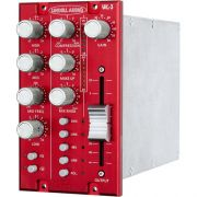 PREAMP P/MICROFONE / COMPRESSOR / EQ 500 SERIES LINDELL AUDIO WL-3 CHANNEL STRIP