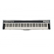 TECLADO CONTROLADOR MIDI USB DOEPFER PK88 BLACK