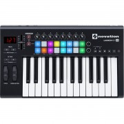 TECLADO CONTROLADOR MIDI USB NOVATION LAUNCHKEY 25 MK2