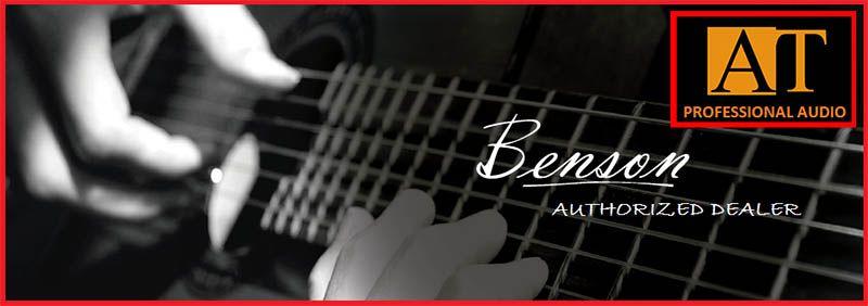 ACORDEON BENSON BAC120-7