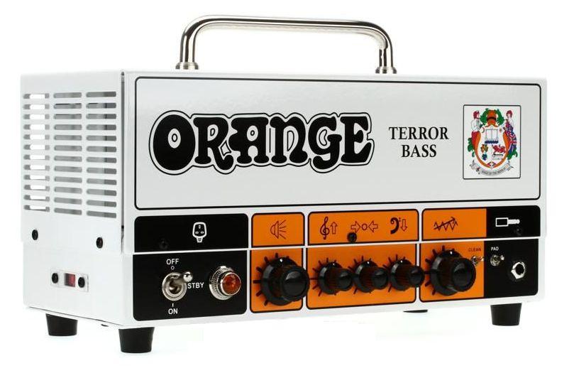 AMP P/BAIXO HEAD ORANGE TERROR BASS