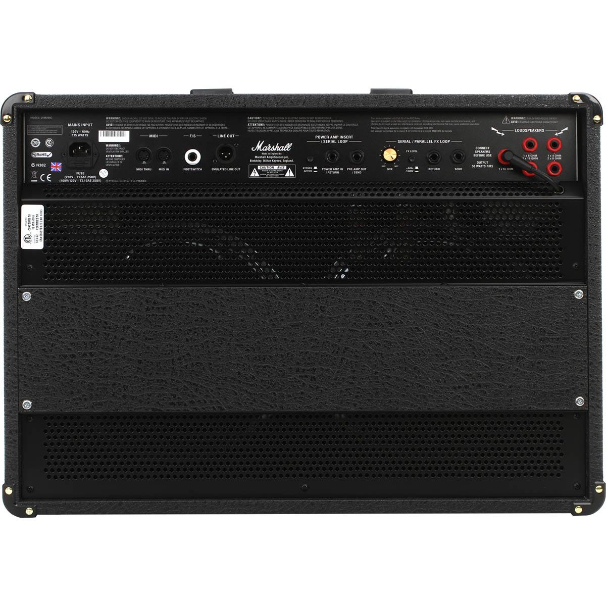 AMPLIFICADOR COMBO P/GUITARRA JVM205C