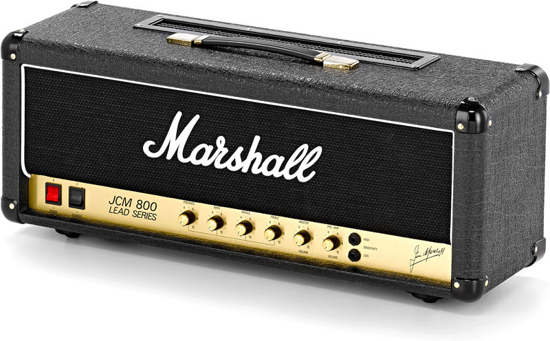 AMPLIFICADOR HEAD P/GUITARRA MARSHALL JCM800