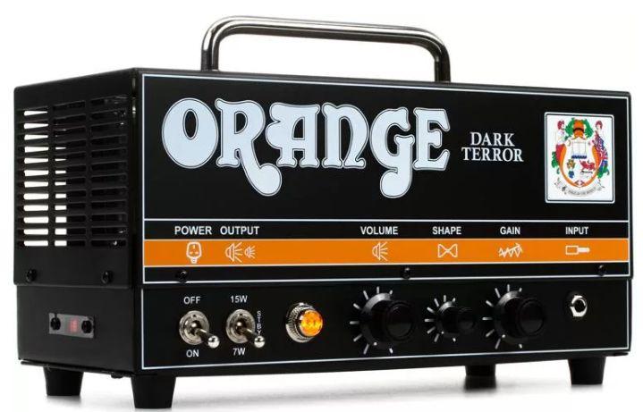 AMP P/GUITARRA HEAD ORANGE DARK TERROR