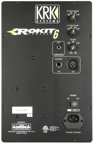 AMPLIFICADOR P/MONITOR KRK AMPK00073 (RP6 G3 SERIES)