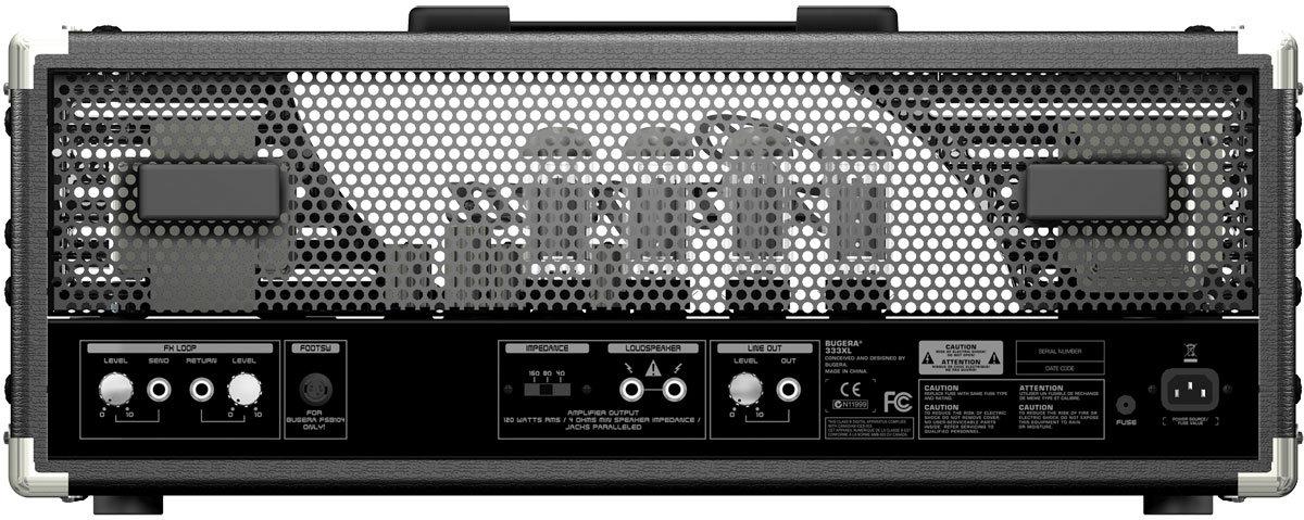AMPLIFICADOR HEAD P/GUITARRA BUGERA 333XL INFINIUM