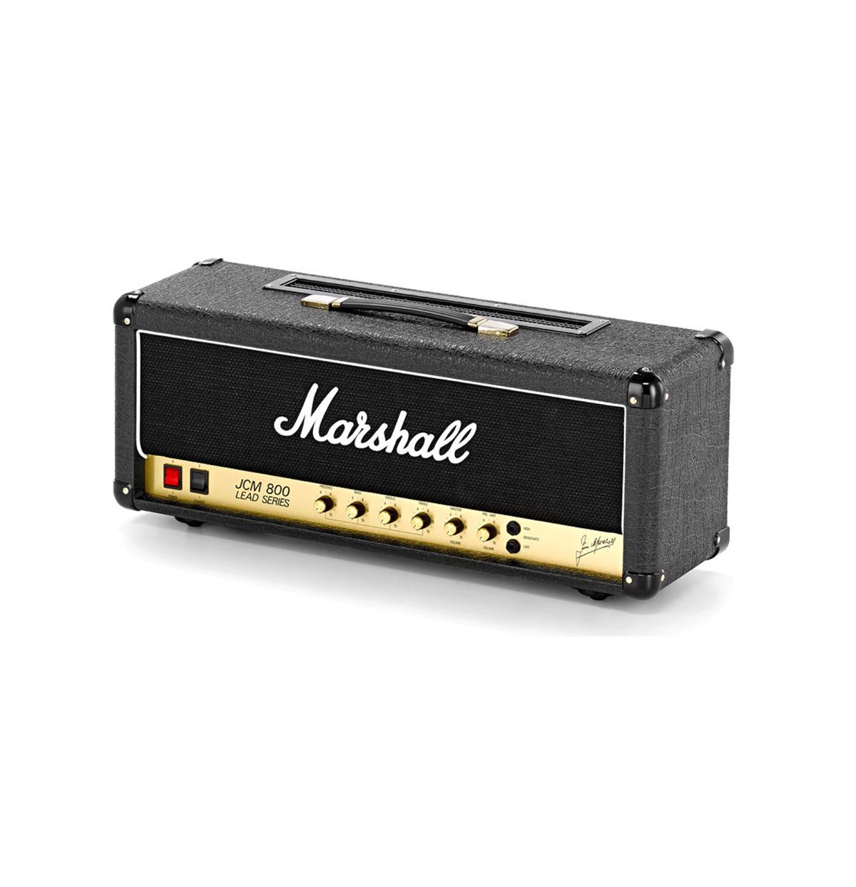 AMPLIFICADOR HEAD P/GUITARRA MARSHALL JCM800 REISSUE 2203