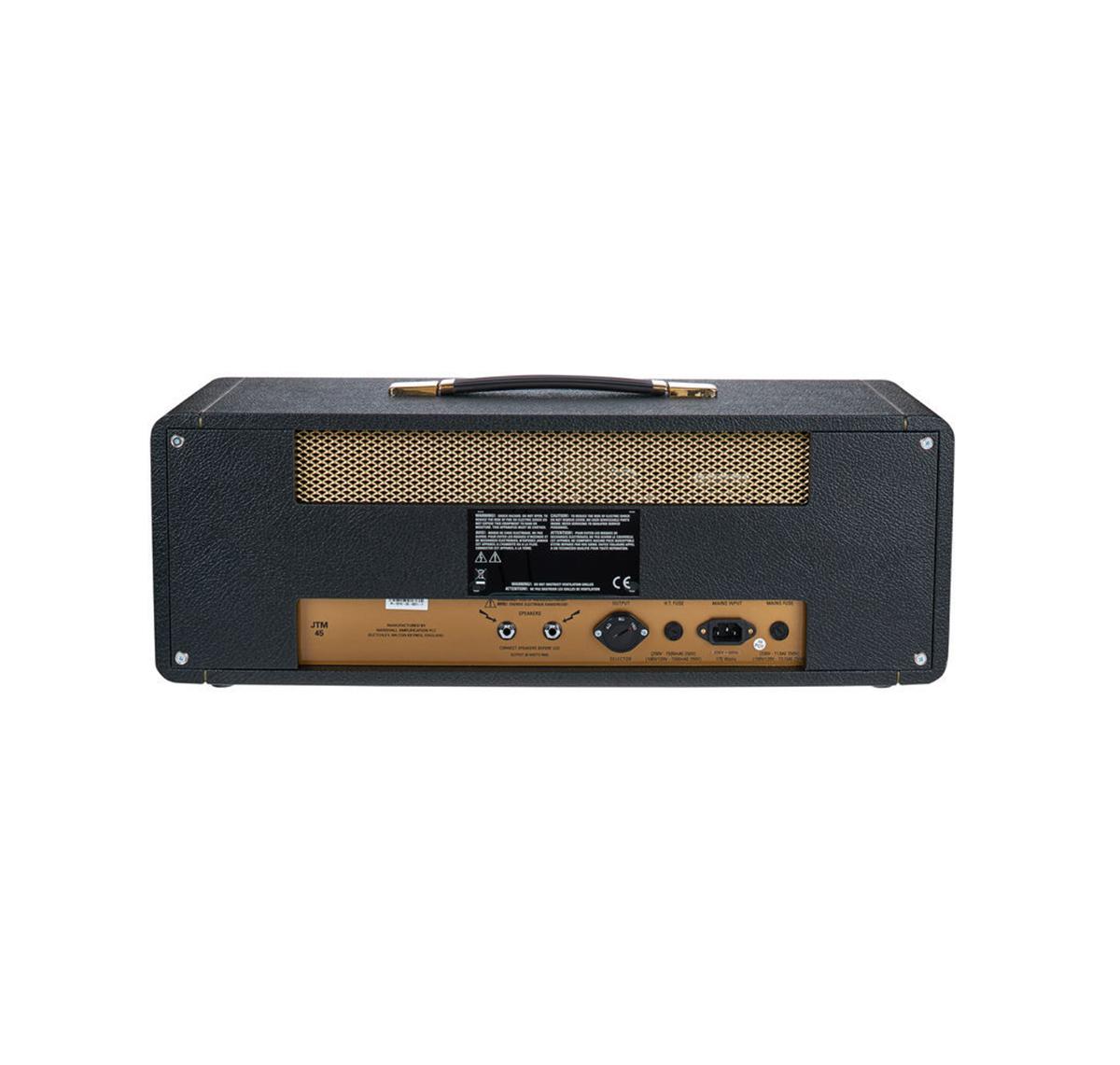 AMPLIFICADOR HEAD P/GUITARRA MARSHALL JTM45 2245