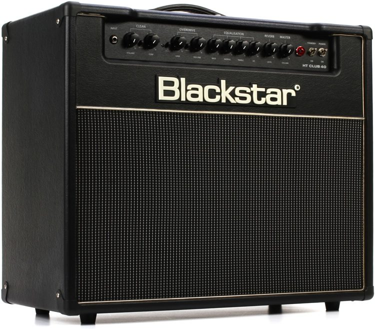 AMPLIFICADOR COMBO P/GUITARRA BLACKSTAR HT CLUB 40