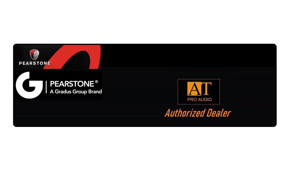 AMPLIFICADOR P/HEADPHONES PEARSTONE HBOX-4000