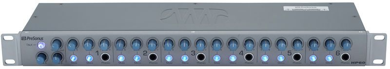 AMPLIFICADOR P/HEADPHONES PRESONUS HP60