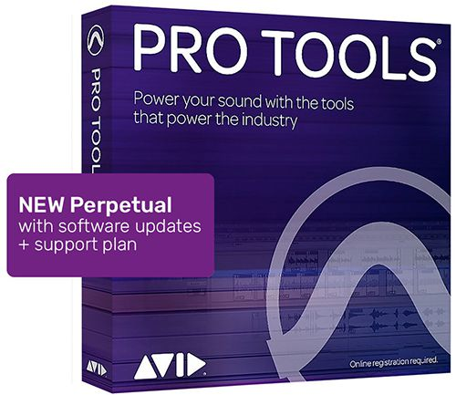 AVID PRO TOOLS PERPETUAL LICENSE