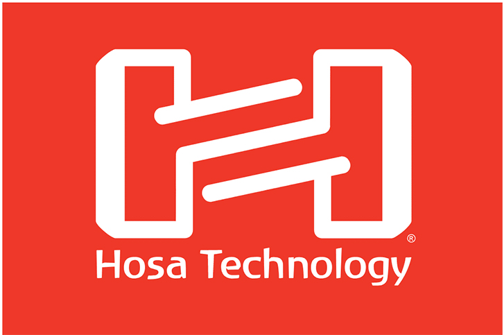 CABO P/INSTRUMENTOS P10 1/4'' 3M HOSA TECHNOLOGY GTR-210