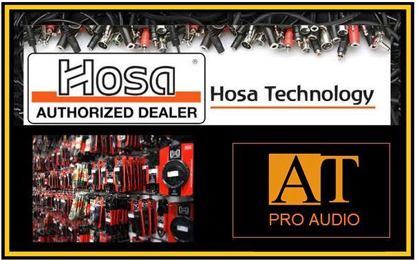 CABO P/MICROFONE XLR 6M HOSA TECHNOLOGY / REAN HMIC-020