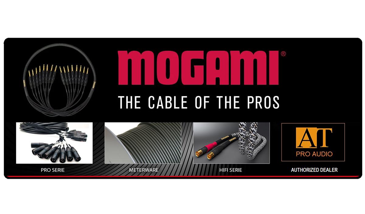 CABO P/MICROFONE XLR 30M MOGAMI GOLD STUDIO 100
