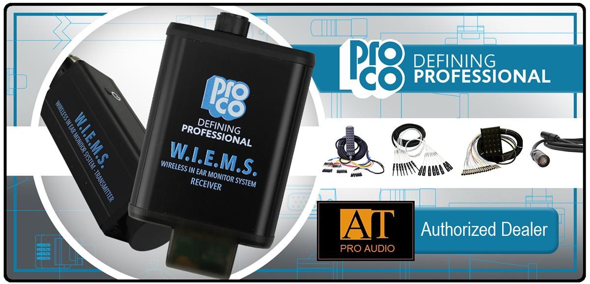CABO P/MICROFONE XLR 30M PRO CO EXCELLINES EXMN-100