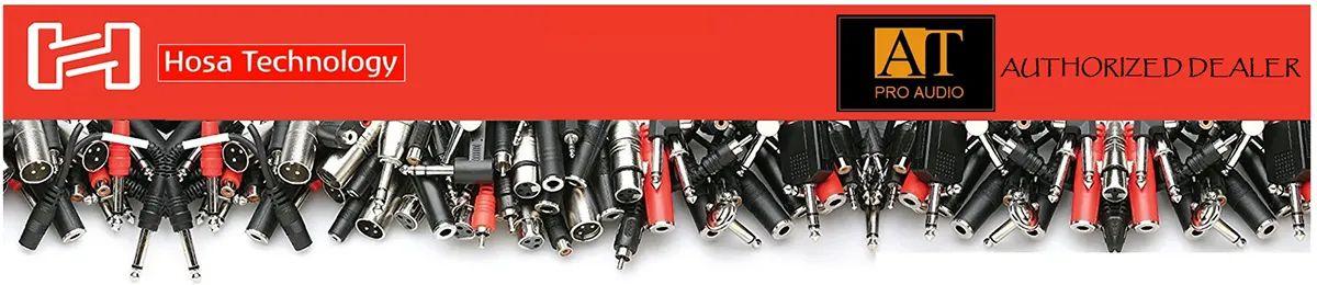 CABO P/MICROFONE XLR 3M HOSA TECHNOLOGY / REAN HMIC-010