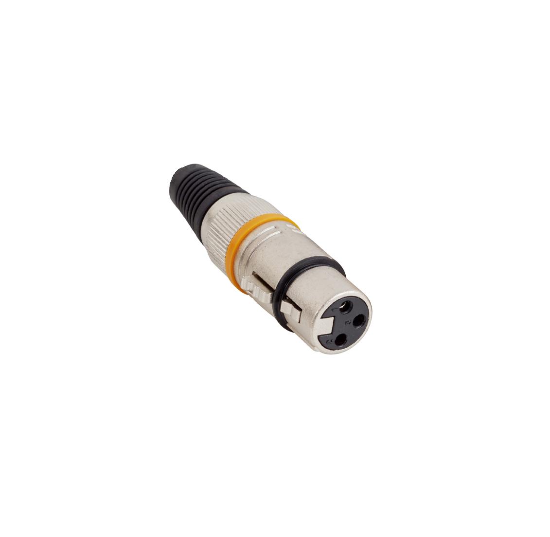 CABO P/MICROFONE XLR 6M WARWICK ROCKCABLE RCL30356 D6