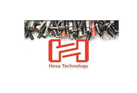 CABO PATCH P2 MONO DUAL 15CM KIT 8 UNIDADES HOSA TECHNOLOGY CMM-815