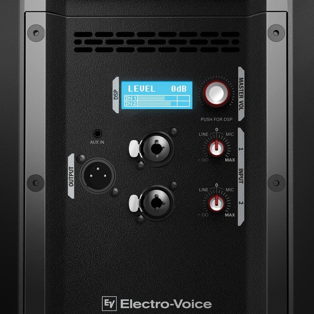 CAIXA DE SOM ATIVA ELECTRO-VOICE ZLX-12P