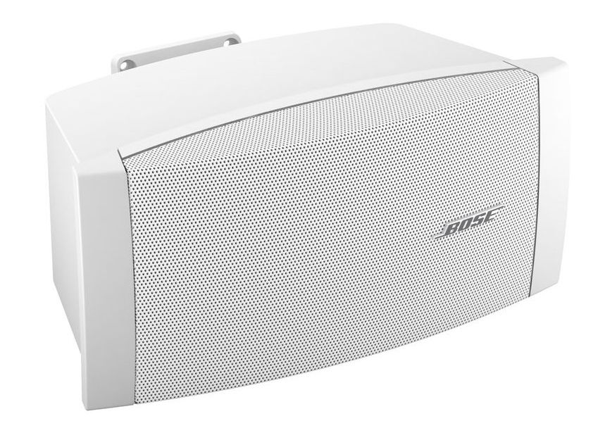 CAIXA DE SOM INDOOR/OUTDOOR BOSE FREESPACE DS 100SE WHITE