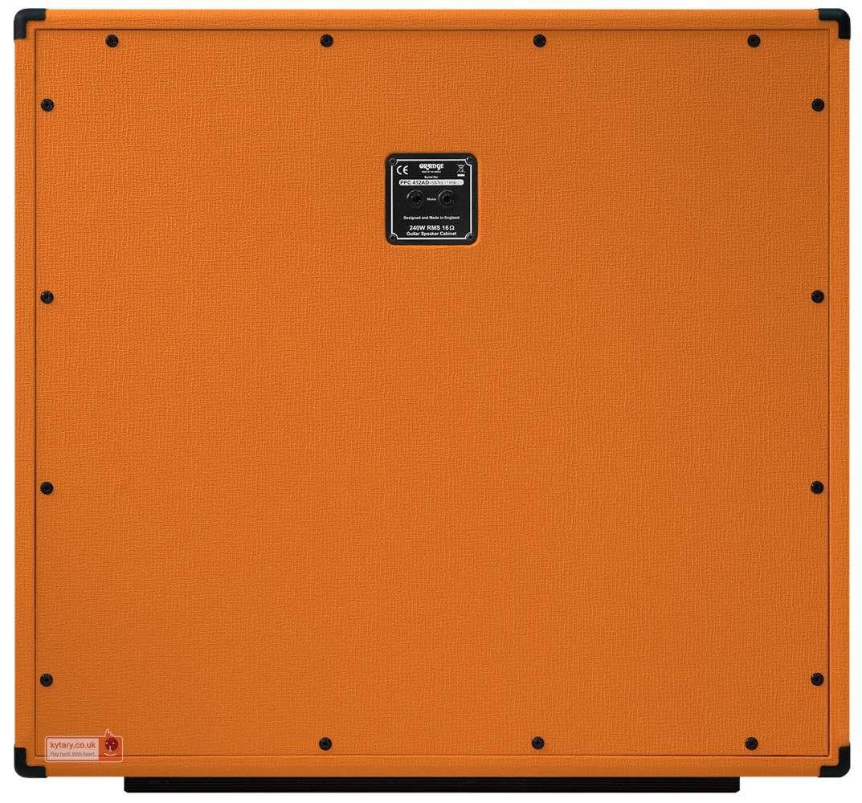 CAIXA P/GUITARRA CABINET ORANGE PPC412AD 4x12''