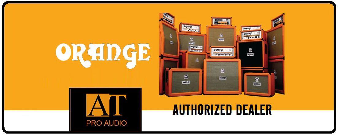 CAIXA P/GUITARRA CABINET ORANGE PPC412AD 2x12''
