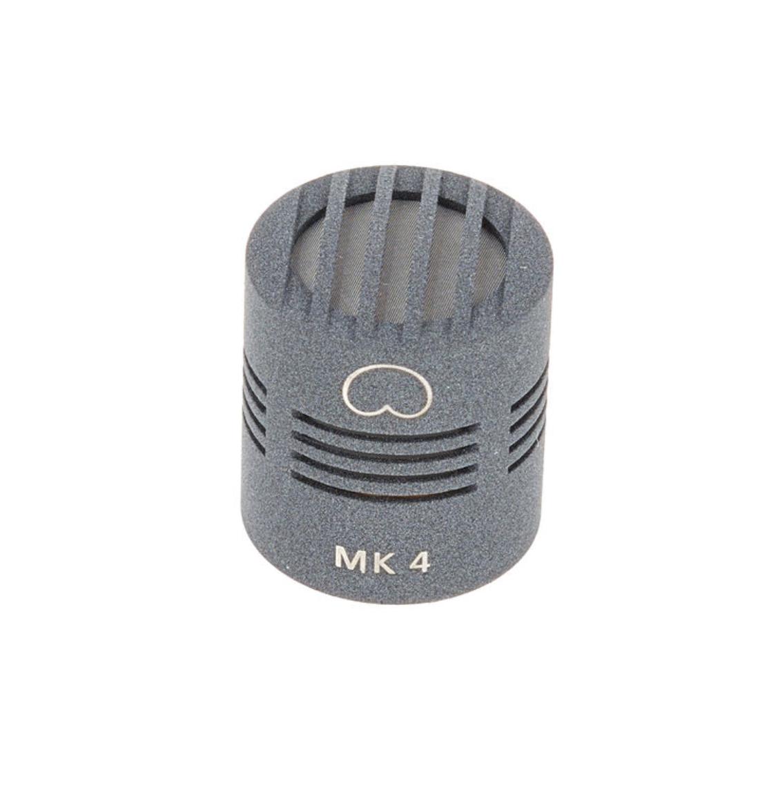 CÁPSULA P/MICROFONE SCHOEPS MK4 CARDIOID
